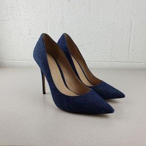 Aldo Blue Jeans Stilleto Womens 9